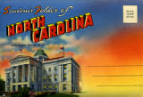 Souvenir Folder of North Carolina