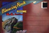 Souvenir Folder of Blowing Rock and Boone