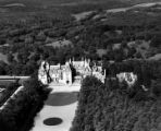 Biltmore House - Close-up Aerial